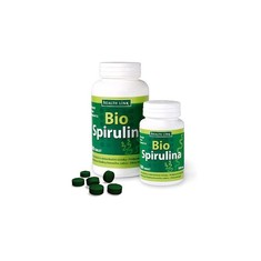 Bio Spirulina 500 mg - 100 tablet - Health Link
