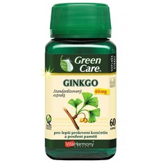 Ginkgo 60cps 40 mg
